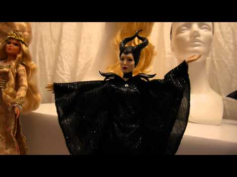maleficent dolls are simply stunning wings and all New Maleficent Dolls Are Simply Stunning, Wings and All
