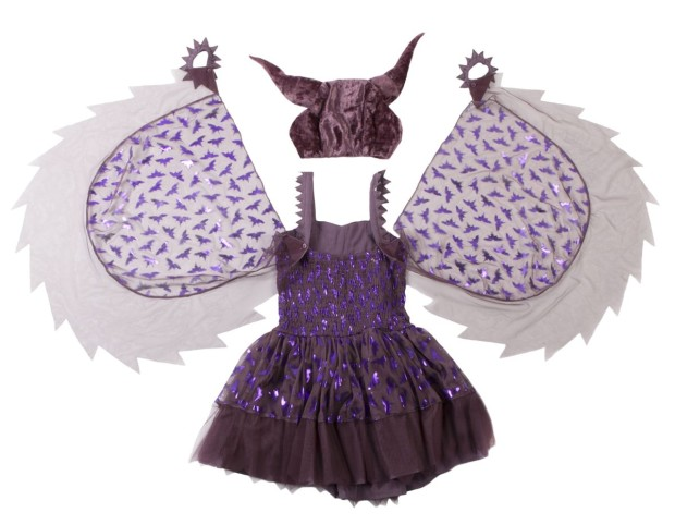 stella 620x482 Stella McCartney Transforms Maleficent into Designer Cosplay for Kids