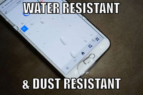 waterproof Samsung Galaxy S5 Review in 11 Memes