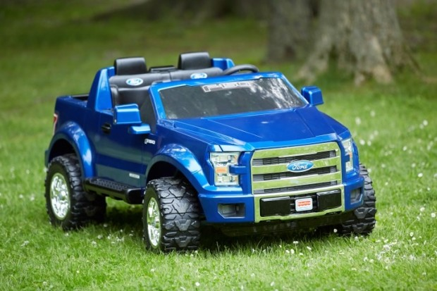 the power wheels ford 2015 f 150 is one badass ride on. Cars Review. Best American Auto & Cars Review