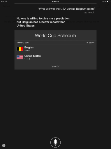 world cup prediction 381x508 Siri vs. Cortana   Which Can Tell Me Chris Evans is Sexy?