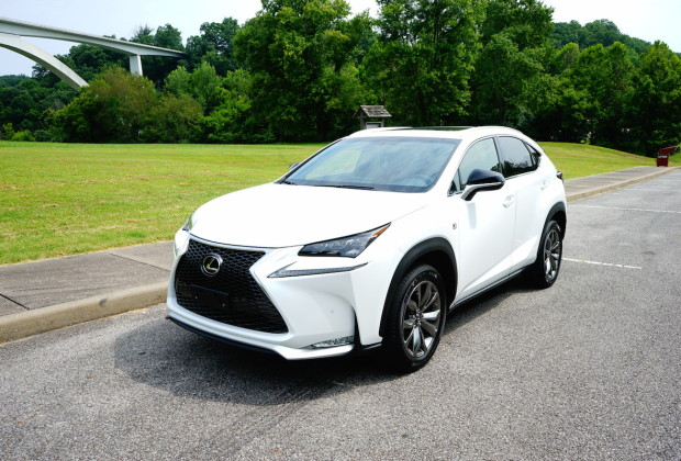 DSC05483 620x420 Test Driving the 2015 Lexus NX, a Sporty Connected Car