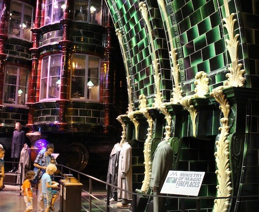 IMG 0648 512x420 Inside the Harry Potter Warner Bros. Studio Tour in London