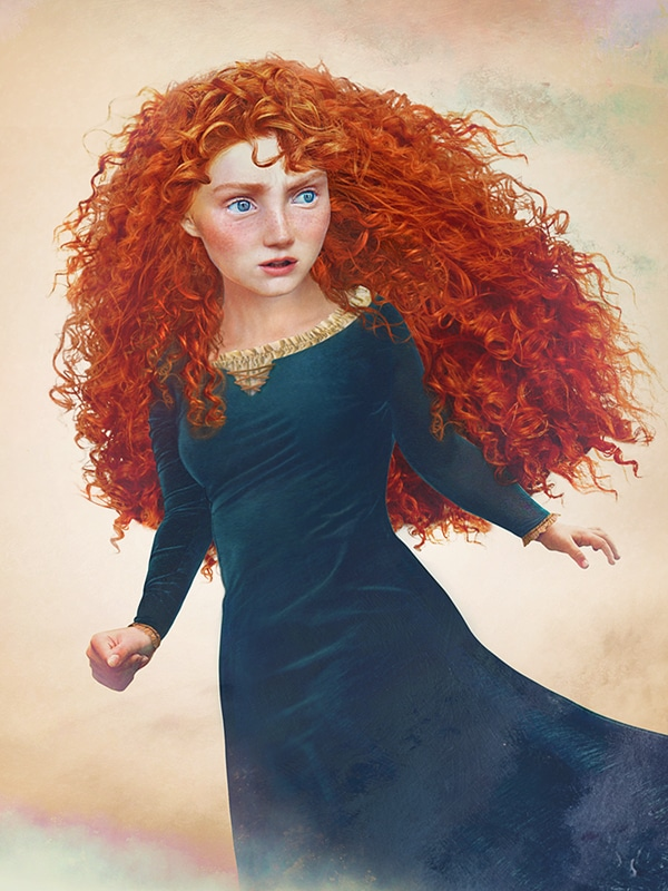 Here's How 18 Disney Princesses Would Look in Real Life