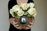 steampunk-decor-idea-flowers